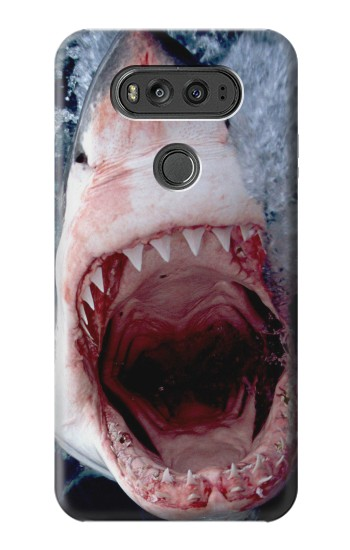 Printed Jaws Shark Mouth LG G Flex 2 Case