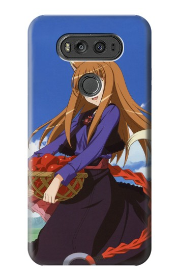 Printed Spice and Wolf Horo LG G Flex 2 Case