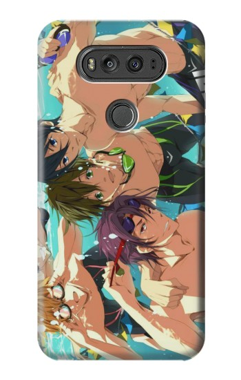 Printed Free Iwatobi Swim Club LG G Flex 2 Case
