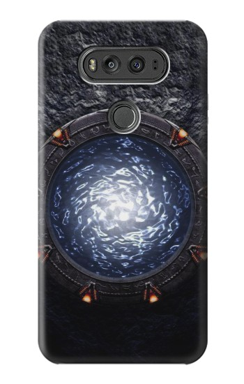 Printed The Stargate Orokin Portal LG G Flex 2 Case