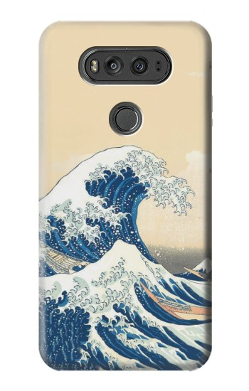 Printed Under the Wave off Kanagawa LG G Flex 2 Case