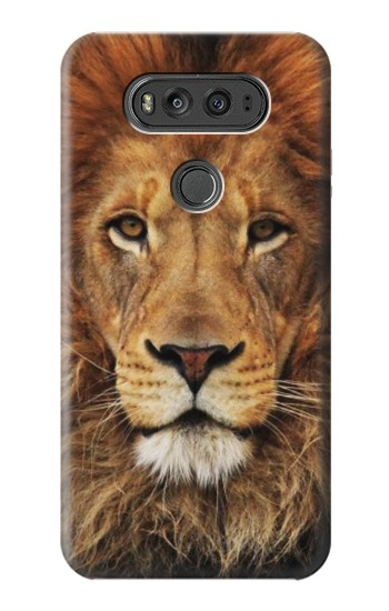 Printed Lion King of Beasts LG G Flex 2 Case