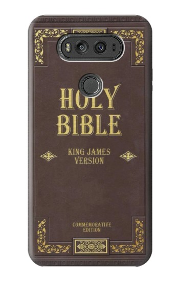 Printed Holy Bible Cover King James Version LG G Flex 2 Case