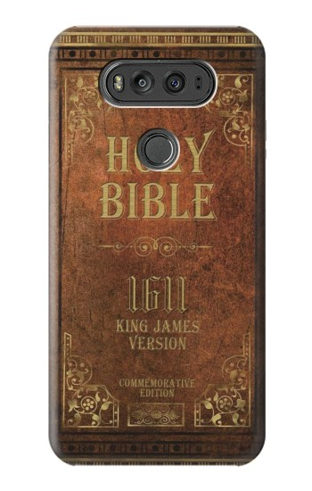 Printed Holy Bible 1611 King James Version LG G Flex 2 Case