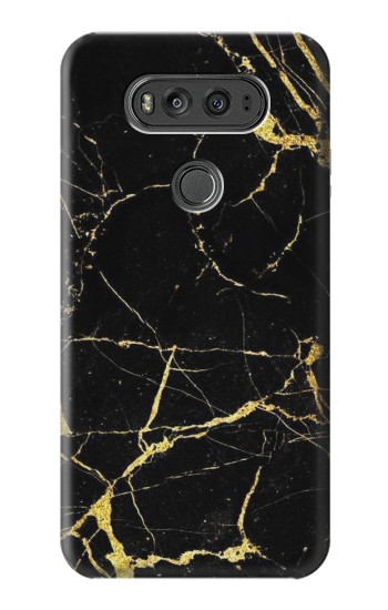 Printed Gold Marble Graphic Printed LG G Flex 2 Case
