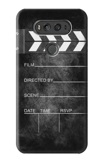 Printed Vintage Director Clapboard LG G Flex 2 Case