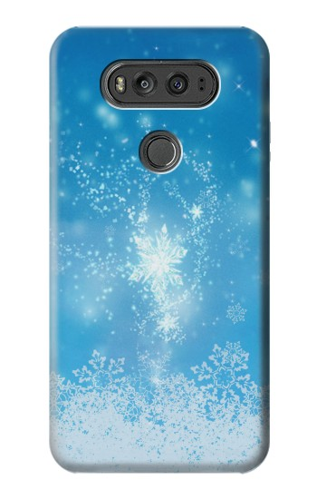 Printed Snow Spell Magic LG G Flex 2 Case