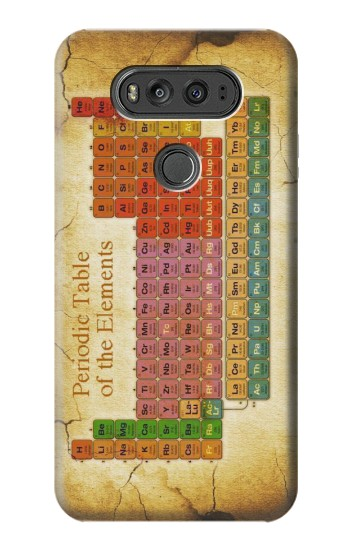 Printed Vintage Periodic Table of Elements LG G Flex 2 Case