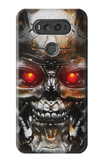 Printed Vintage Robot Skeleton Skull Head LG G Flex 2 Case