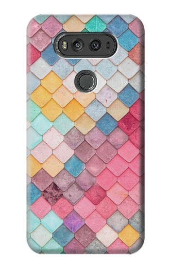 Printed Candy Minimal Pastel Colors LG G Flex 2 Case