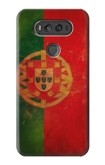 Printed Vintage Portugal Flag LG G Flex 2 Case
