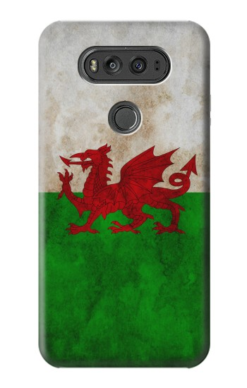 Printed Wales Red Dragon Flag LG G Flex 2 Case
