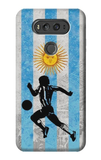 Printed Argentina Football Flag LG G Flex 2 Case