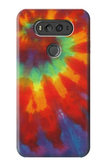 Printed Colorful Tie Dye Fabric Texture LG G Flex 2 Case