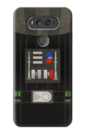 Printed Darth Vader Chest Plate LG G Flex 2 Case