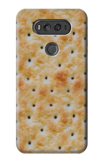 Printed Cream Cracker Biscuits LG G Flex 2 Case