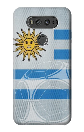 Printed Uruguay Football Flag LG G Flex 2 Case