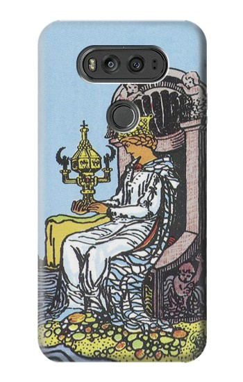 Printed Tarot Card Queen of Cups LG G Flex 2 Case