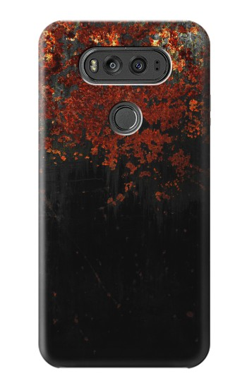 Printed Rusted Metal Texture LG G Flex 2 Case