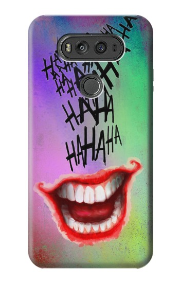 Printed Joker Hahaha Tattoo LG G Flex 2 Case