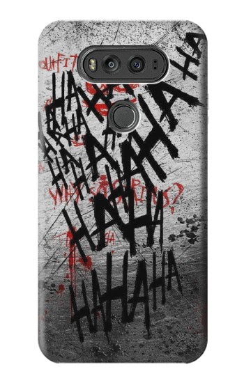 Printed Joker Hahaha Blood Splash LG G Flex 2 Case
