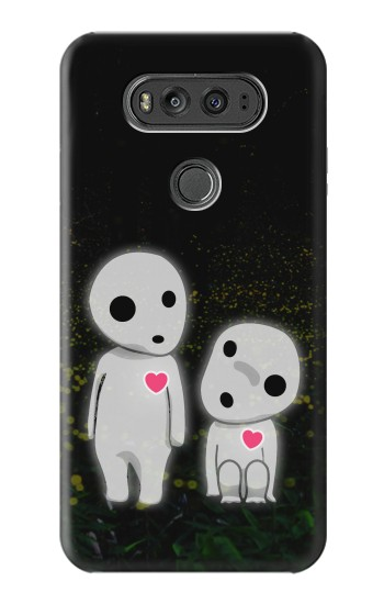 Printed Cute Forest Spirit LG G Flex 2 Case