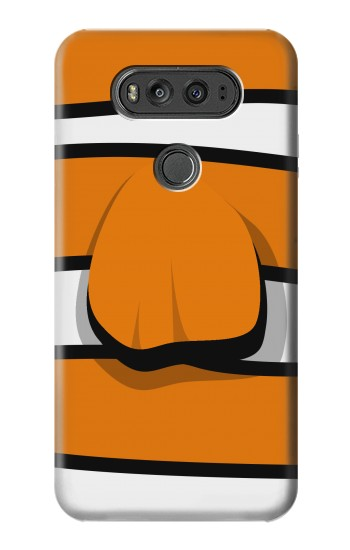Printed Fish Cartoon Nemo Texture LG G Flex 2 Case