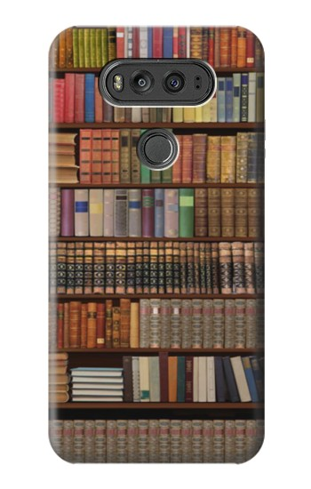 Printed Bookshelf LG G Flex 2 Case
