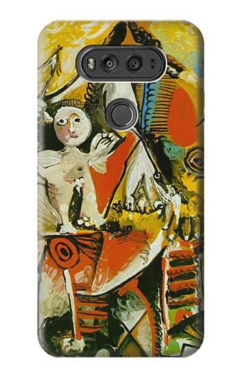 Printed Picasso Painting Cubism LG G Flex 2 Case