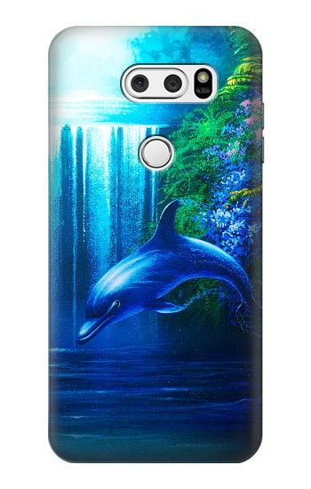 Printed Dolphin LG L90 D405 Case