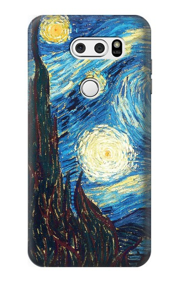 Printed Van Gogh Starry Nights LG L90 D405 Case