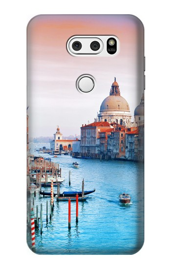 Printed Beauty of Venice Italy LG L90 D405 Case