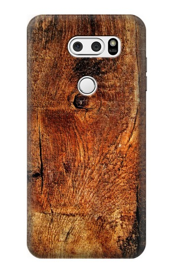 Printed Wood Skin Graphic LG L90 D405 Case