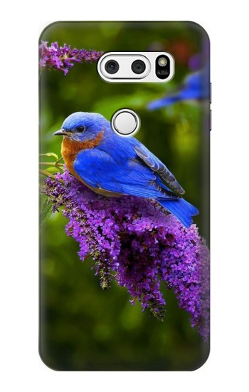 Printed Bluebird of Happiness Blue Bird LG L90 D405 Case