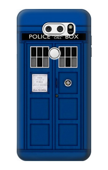 Printed Doctor Who Tardis LG L90 D405 Case