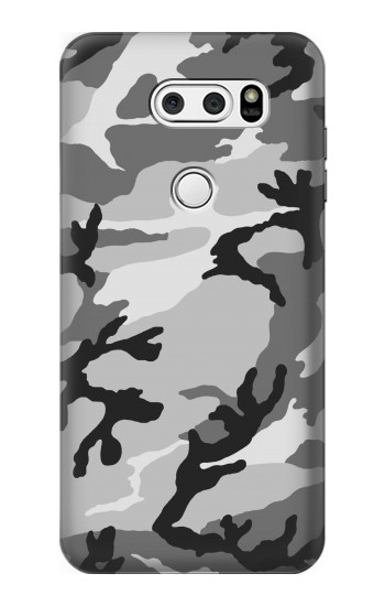 Printed Snow Camo Camouflage Graphic Printed LG L90 D405 Case