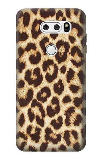 Printed Leopard Pattern Graphic Printed LG L90 D405 Case