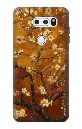 Printed Yellow Blossoming Almond Tree Van Gogh LG L90 D405 Case