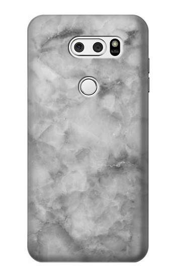 Printed Gray Marble Texture LG L90 D405 Case