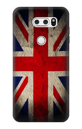 Printed Vintage British Flag LG L90 D405 Case