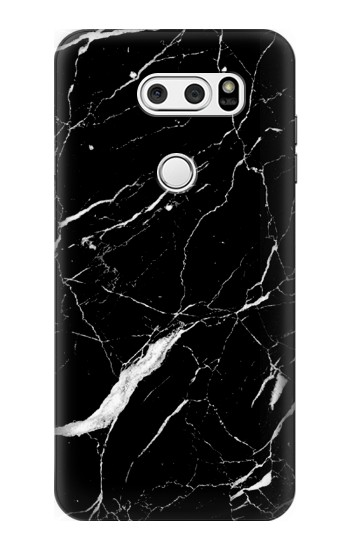 Printed Black Marble Graphic Printed LG L90 D405 Case