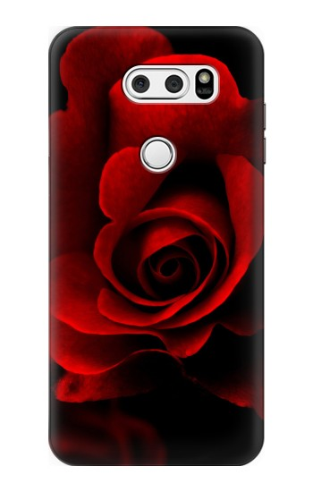 Printed Red Rose LG L90 D405 Case