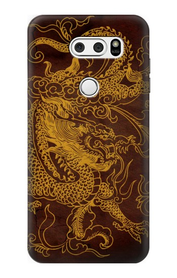 Printed Chinese Dragon LG L90 D405 Case