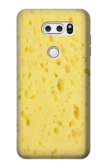 Printed Cheese Texture LG L90 D405 Case