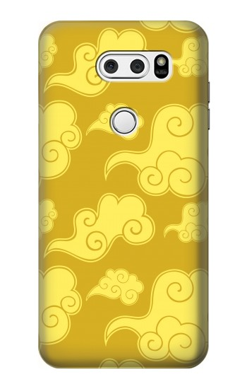 Printed Asian Clouds Pattern LG L90 D405 Case