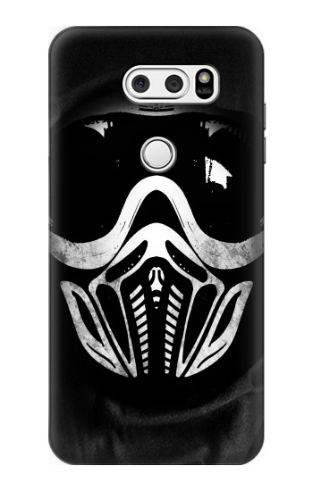 Printed Paintball Mask LG L90 D405 Case