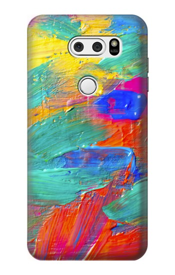 Printed Brush Stroke Painting LG L90 D405 Case