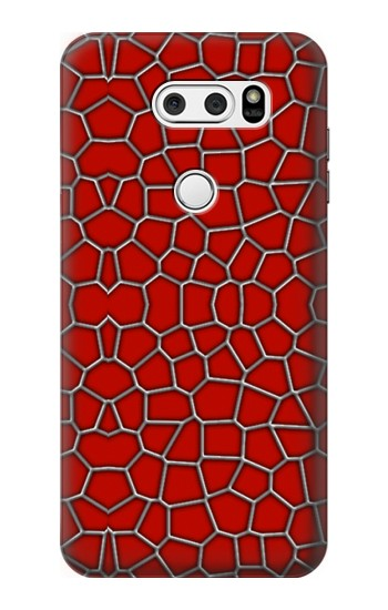 Printed Red Spider Texture LG L90 D405 Case