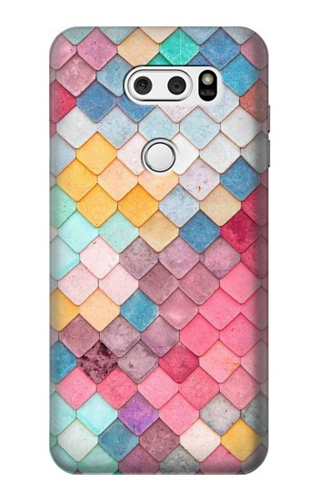 Printed Candy Minimal Pastel Colors LG L90 D405 Case