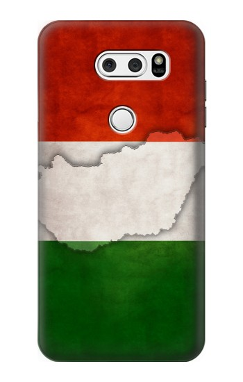 Printed Hungary Flag LG L90 D405 Case